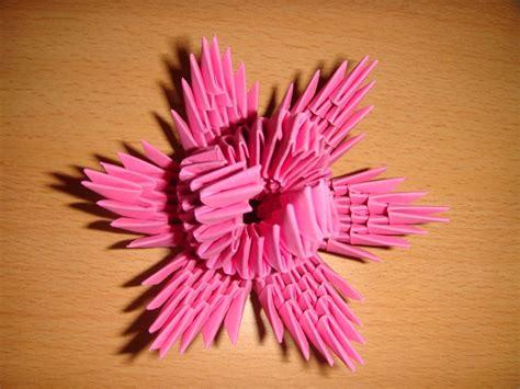 3d Origami Flower - flower album trusha 3d origami