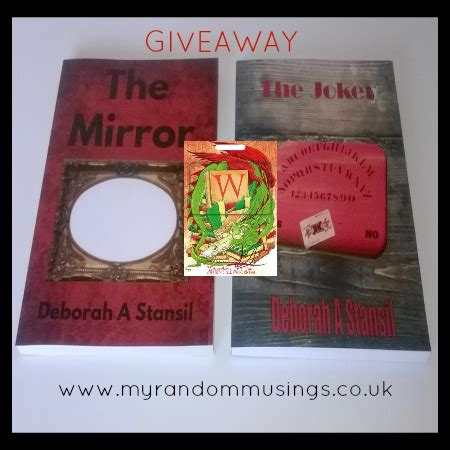 relatively random musings books giveaway 163 10 waterstones voucher two books my