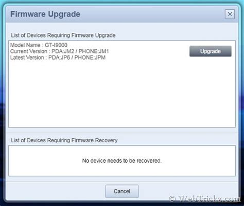 how to upgrade galaxy s to froyo samsung galaxy s android 2 2 update available via kies
