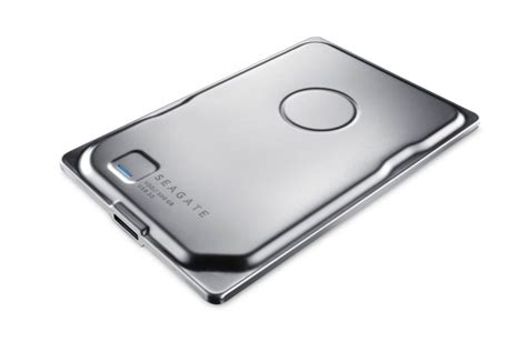 Hardisk Seagate 500gb Slim the sleek seagate seven external drive now in