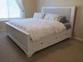 Bed Frame With Storage Diy 10 Diy Storage Bed Ideas Home Design Garden