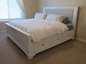 Bed Designs With Headboard Storage » Ideas Home Design