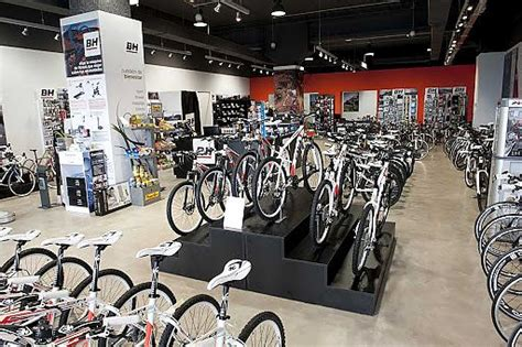 Bh Grand Opening by Bh Opens Concept Store In Spain Bicycle Retailer
