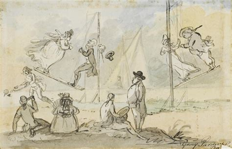 history of swinging swinging for health in the 18th century playscapes