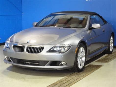 Bmw 650i Specs by 2009 Bmw 6 Series 650i Convertible Data Info And Specs