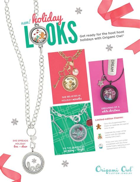 Origami Owl Brochure - origami owl brochure 28 images origami owl new for
