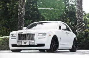 White Rolls Royce Ghost Gangsta Things I Like