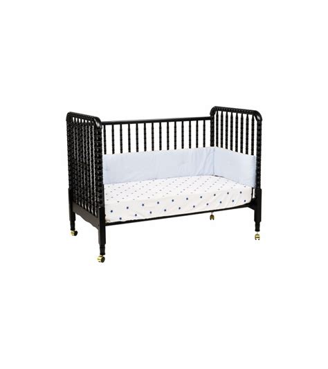 davinci lind 3 in 1 stationary convertible crib