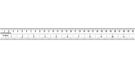 ruler template vector accurate web ruler driverlayer search engine