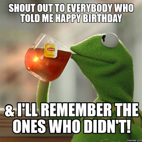 Happy Birthday To Me Meme - home memes com