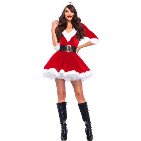 mrs claus shop joondalup prices leg avenue mrs claus 2 pc costume s costumes apparel shop the exchange
