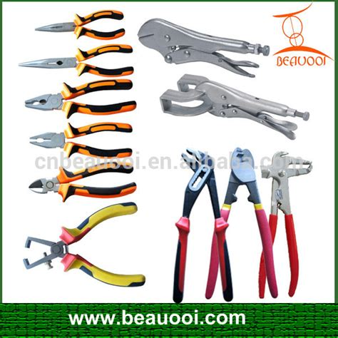 Insulated Wire Stripping Plier Cr Mo pliers wrenches screwdrivers cutter knife measuring