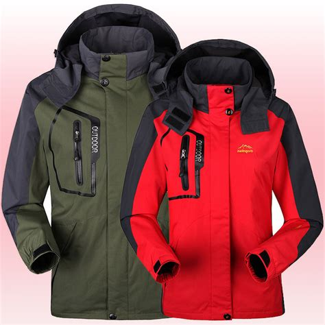 Promo Coat Vl Coat Wanita Babyterry Terbaru aliexpress buy autumn outdoor jackets waterproof windproof cing hiking