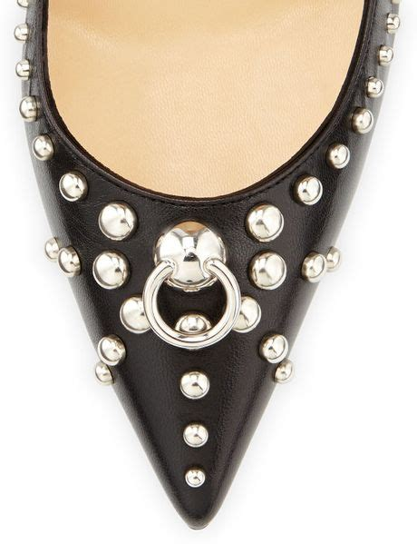Guess Charlote Silverblack christian louboutin door knock leather sole black