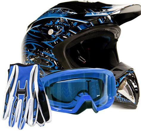 blue motocross helmet how to choose the best dirt bike helmet guide and review