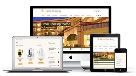 hotel booking website design fuelmybrand blog hotel booking wordpress theme 2018 online reservations