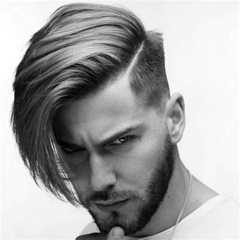 irish hairstyles for men shaved on sides long on top 53 splendid shaved sides hairstyles for men men