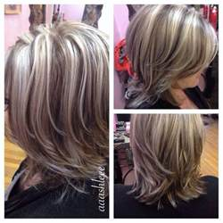 highlights and lowlights for gray hair 1000 ideas about gray highlights on pinterest gray hair