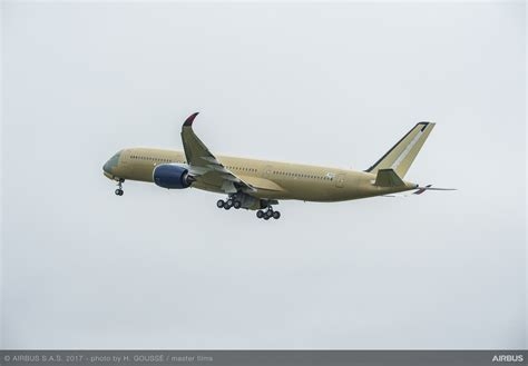 a350 flight test delta s a350 takes for the time delta