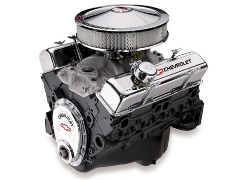 Small Block Chevy Engine 301 moved permanently