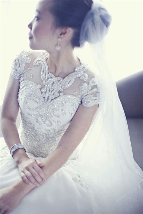 By Francis Libiran Wedding Gown | francis libiran miłość musi być piękna pinterest