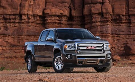 2015 gmc suv lineup 2015 gmc completes gm s reved truck lineup