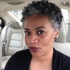 thin wavy salt and pepper hair styles for women african american short hair styles for women over 50