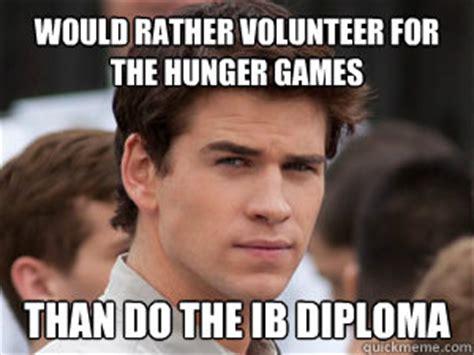 Volunteer Meme - hangover hunger games meme quickmeme memes