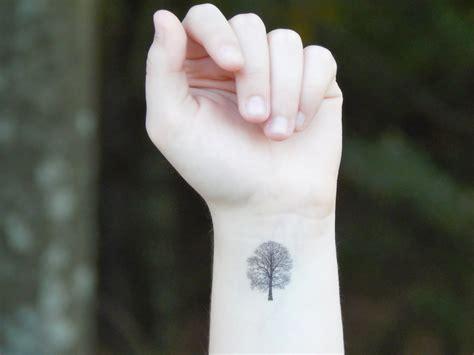 tatouage temporaire tatouage arbre arbre de ch 234 ne