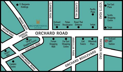 orchard mall map hyssgeography geography rocks see the pun