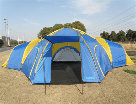6 8 4 room dome family cing tents quictent