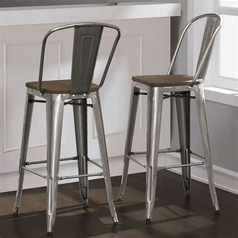 Stainless Steel Stools Kitchen Furniture by The 25 Best Stainless Steel Bar Stools Ideas On