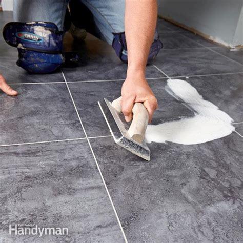 Luxury Vinyl Tile Installation   The Family Handyman