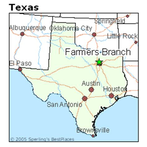 map of farmers branch texas best places to live in farmers branch texas