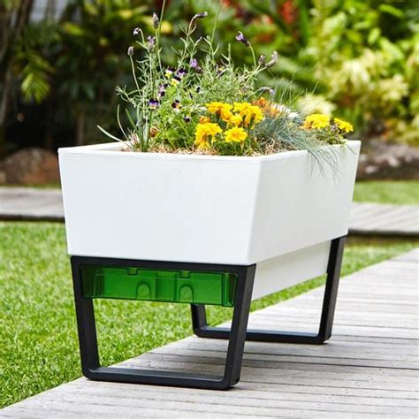 urban garden planter box modern planters   stylish