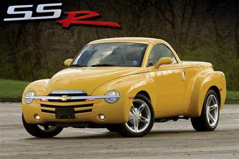 chevy truck car all car collections chevy ssr