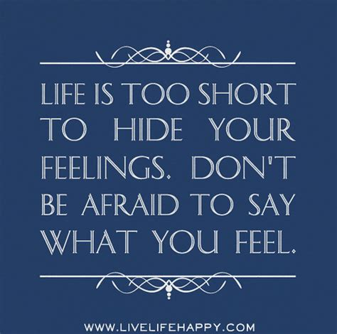 don t be afraid books is to hide your feelings don t be afraid