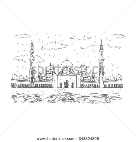 meldungen uae the official web site news small kitchen renovation sheikh zayed grand mosque abu dhabi stock vector 343824296