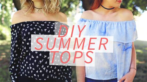 How To Make A T Shirt Out Of Paper - diy the shoulder shirt summer diy the sorry