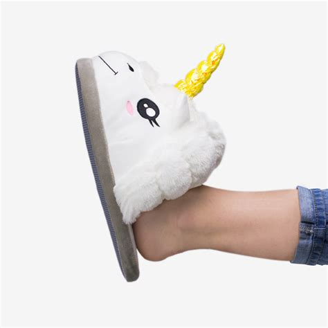 unicorn slippers magical unicorn slippers firebox shop for the