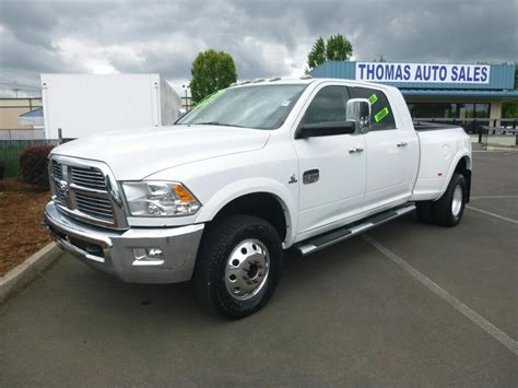 used ram 3500 diesel for sale ram 3500 mega cab dually for sale used cars on buysellsearch
