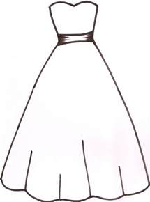 Wedding Dress Template by Abbieeeeeeeeee My Dress Design Template