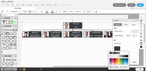 org chart template for mac 28 images free