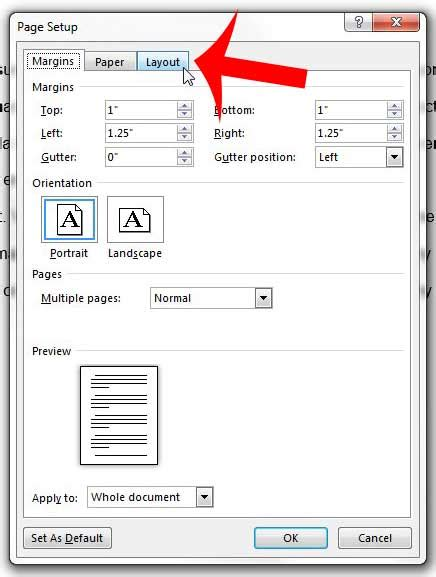 layout options in word 2013 how to change vertical alignment in word 2013 solve your