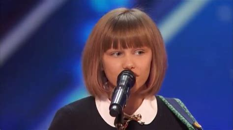 singer grace wins as nine uses you dont own me cover in the golden buzzer act of 12 year old grace vanderwaal
