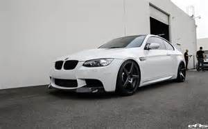 Bmw M3 E92 Alpine White Bmw E92 M3 Gets Some The Top Visual Upgrades