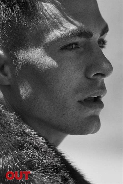 colton haynes stars   magazine september  cover story