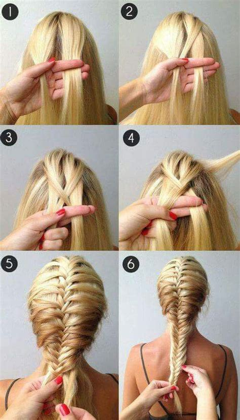 11 easy hairstyles step by step hairstyles for all 12 easy step by step summer hairstyle tutorials for