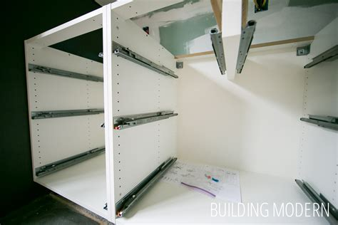 how to install kitchen cabinet drawer slides small decisions in the kitchen