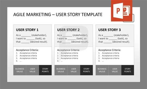 user story card template agile management bundle always keep the user story in